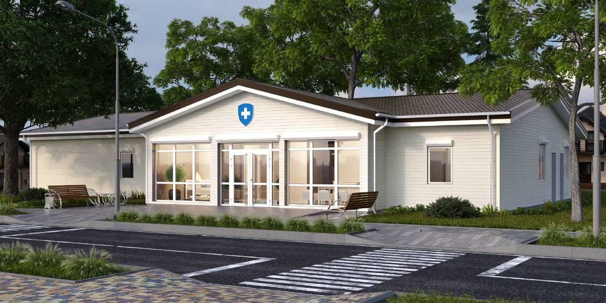 MinRegion has developed typical projects for construction of modern outpatient clinics in rural areas