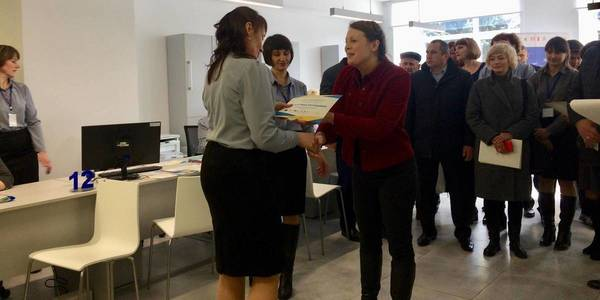 20 thousand residents of Starosynyavska AH to receive high-quality administrative services in new ASC