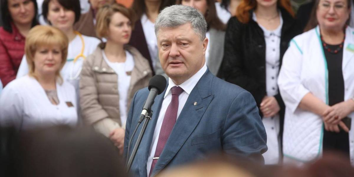 Due to decentralisation hromadas have funds for reconstruction and construction of hospitals – President
