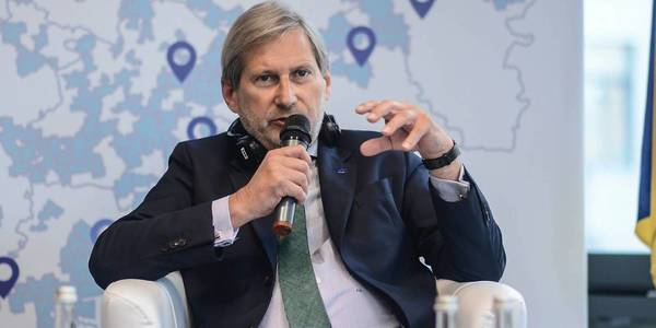 Over past two years, Ukraine has made significant breakthrough in decentralisation, - Commissioner Johannes Hahn