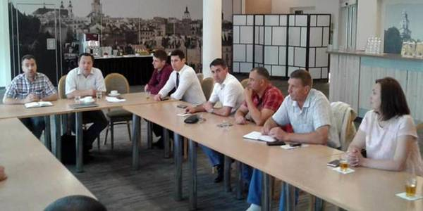 AHs of Sumy Oblast study Polish community development experience