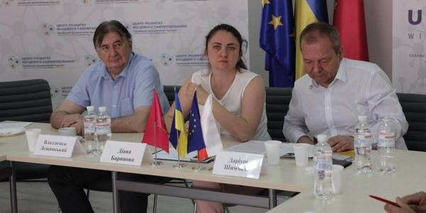 Energy efficiency: AH support project presented in Kharkiv