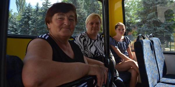 Bilyayivska AH is first in Odesa Oblast to launch bus route between hromada settlements