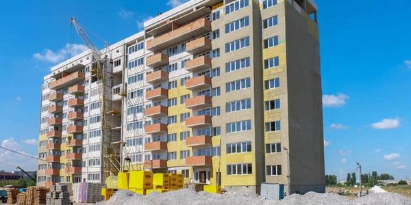 106 families in Slobozhanska AH of Dnipropetrovsk Oblast to get housing in newly constructed building