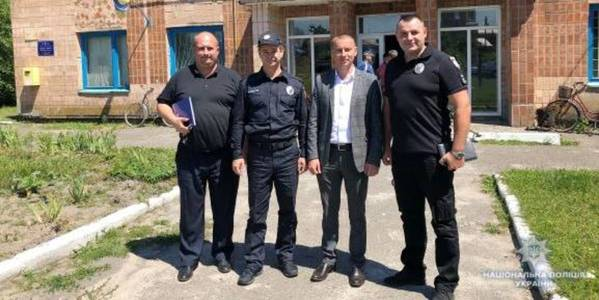 Police station being established in Krupetska AH