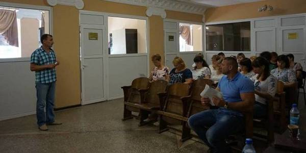 Cooperation of business and authorities: tourist council to be established in Lymanska AH