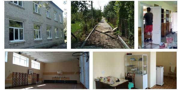 Velykolyubynska AH in Lviv Oblast implements 13 projects at once