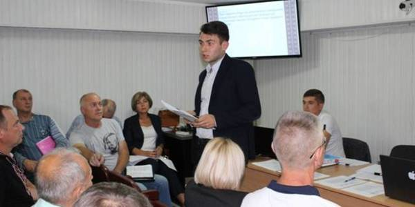 Kordelivska hromada in Vinnytsia Oblast started process of accession to Kalynivska AH