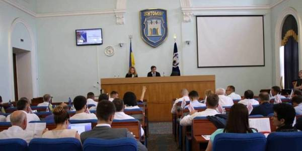 UNANIMOUSLY! Zhytomyr formed an AH