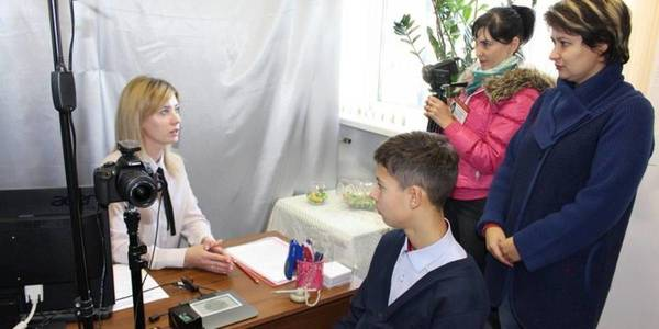 ASC of Yakushynetska AH started issuing ID cards of Ukrainian and foreign passports