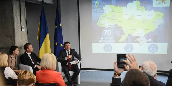Large-scale implementation of regional start-ups started in Ukraine, - Hennadii Zubko