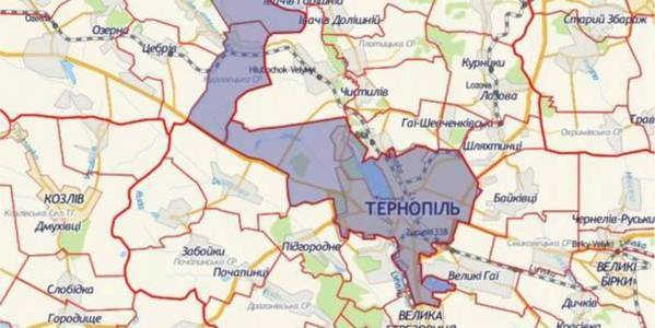 Head of Ternopil OSA signed regulation on formation of Ternopilska AH