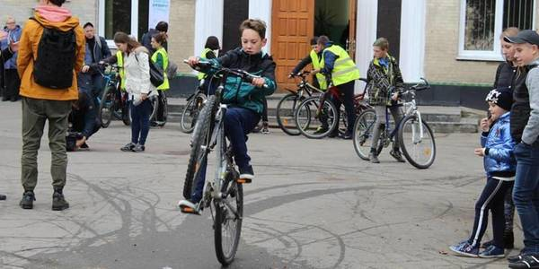 Korostyshivska AH develops cycling infrastructure