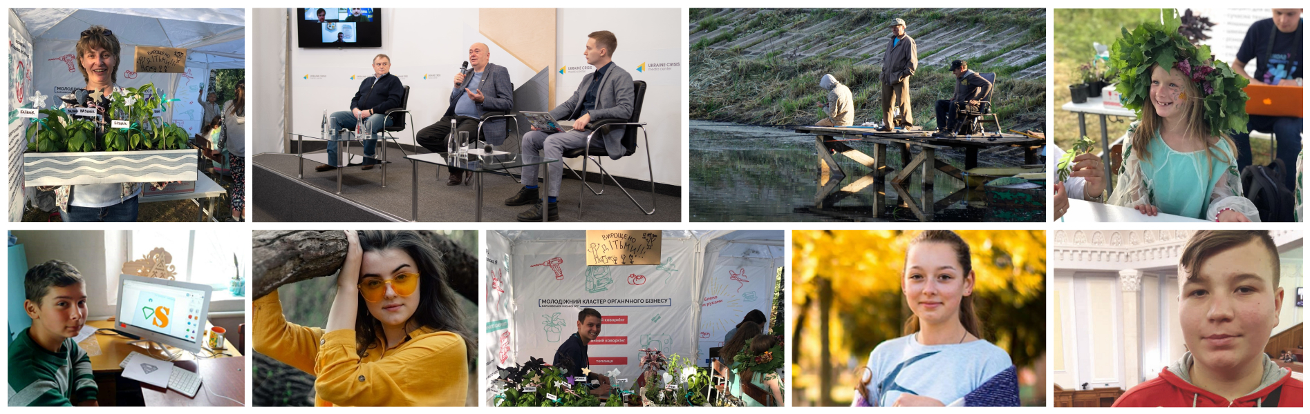 How the organic business youth cluster of the Baranivka hromada has changed the hromada and the whole state. A story about a creatively different initiative worth 700 thousand Euros