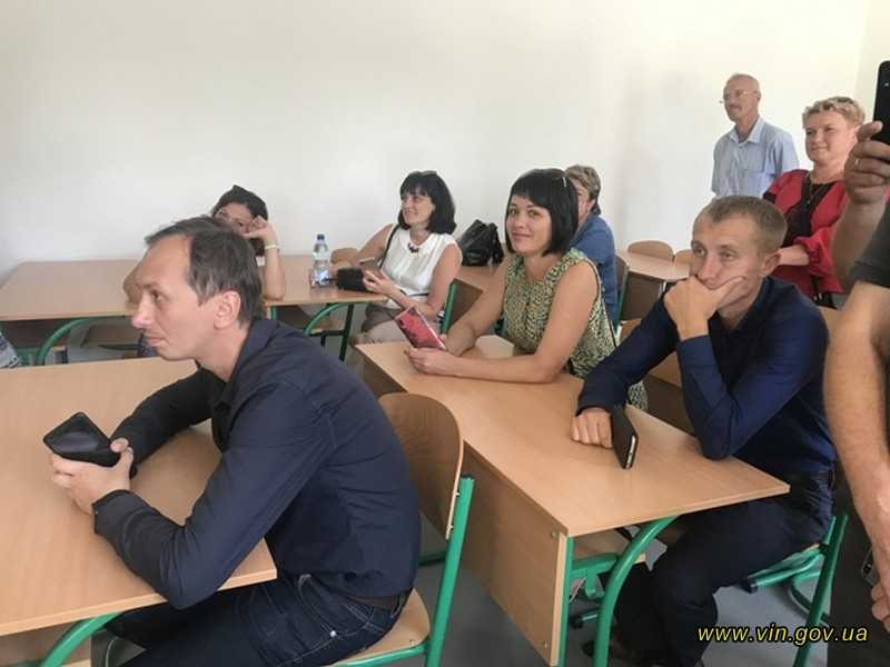 "Representatives of Krasnopilska AH to take over experience of Dnipropetrovsk Oblast in implementing ""Police Officer for Hromada"" project"