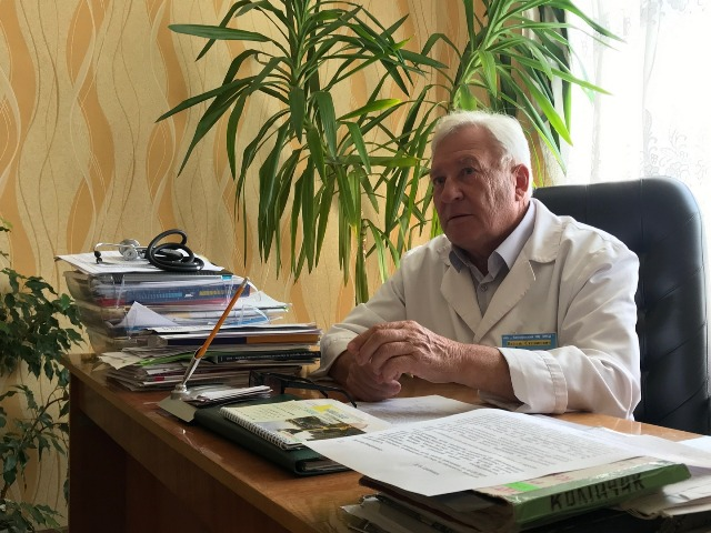 Vapnyarka settlement primary healthcare centre as example of effective primary level healthcare in AH