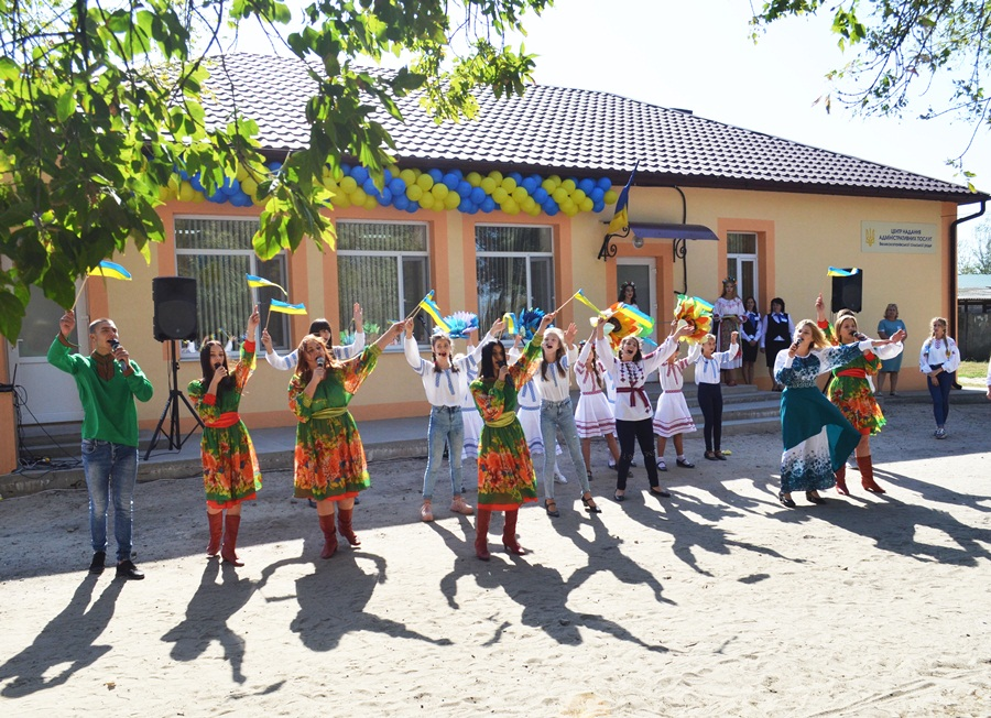 New ASC opened in Velyki Kopani