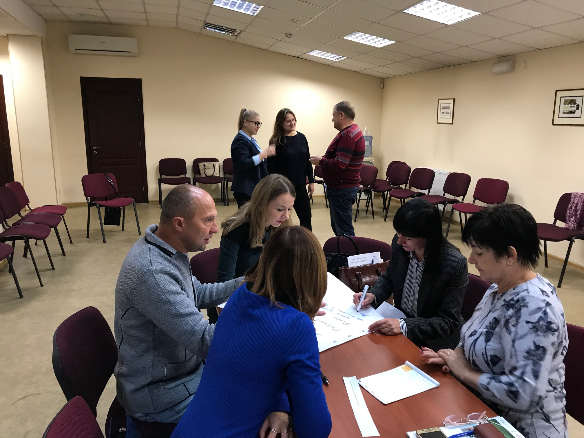 Hromadas have support in building capable educational network