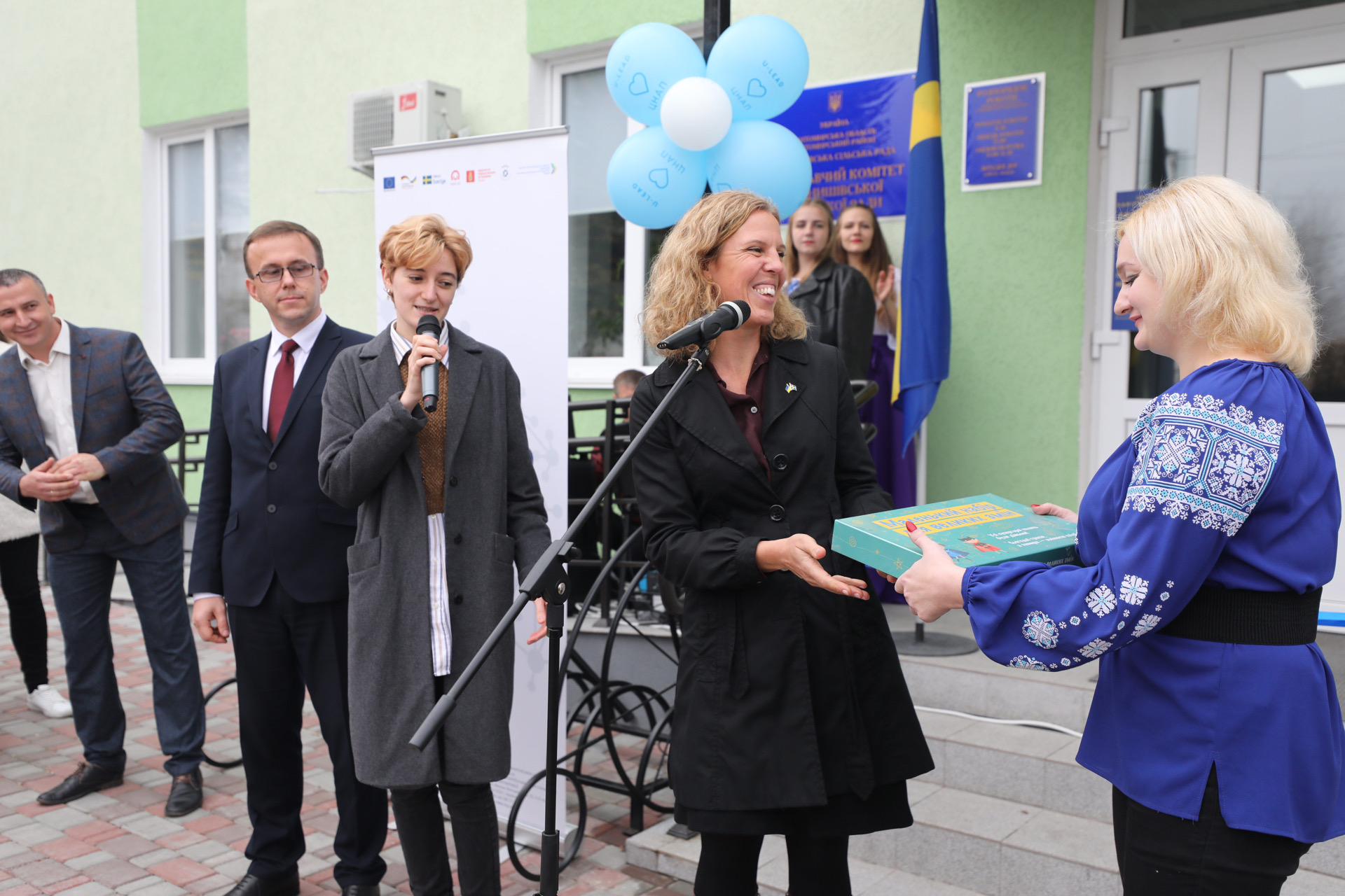 Newly built ASC opened in Stanyshivska AH