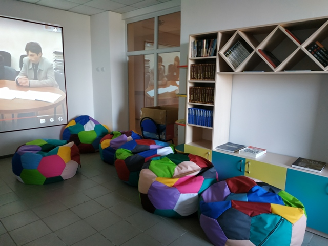 Conflict-free life: Severynivska AH creates safe environment for children and adults