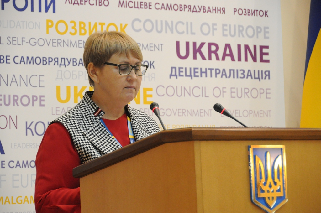 Competition that is agemate of decentralisation. Over 170 best local self-government practices presented to Ukraine