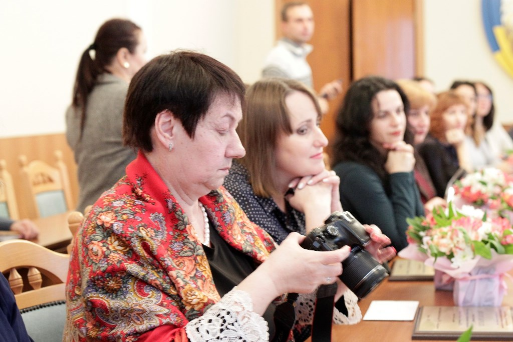 Authors of the best journalistic works on decentralisation awarded in Chernihiv Oblast