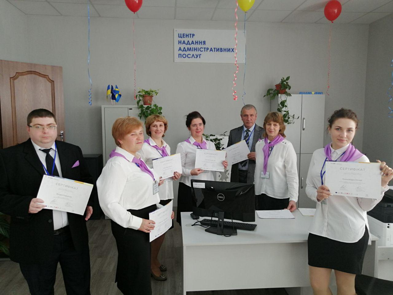 Better and more accessible services: Omelnytska AH modernised its ASC