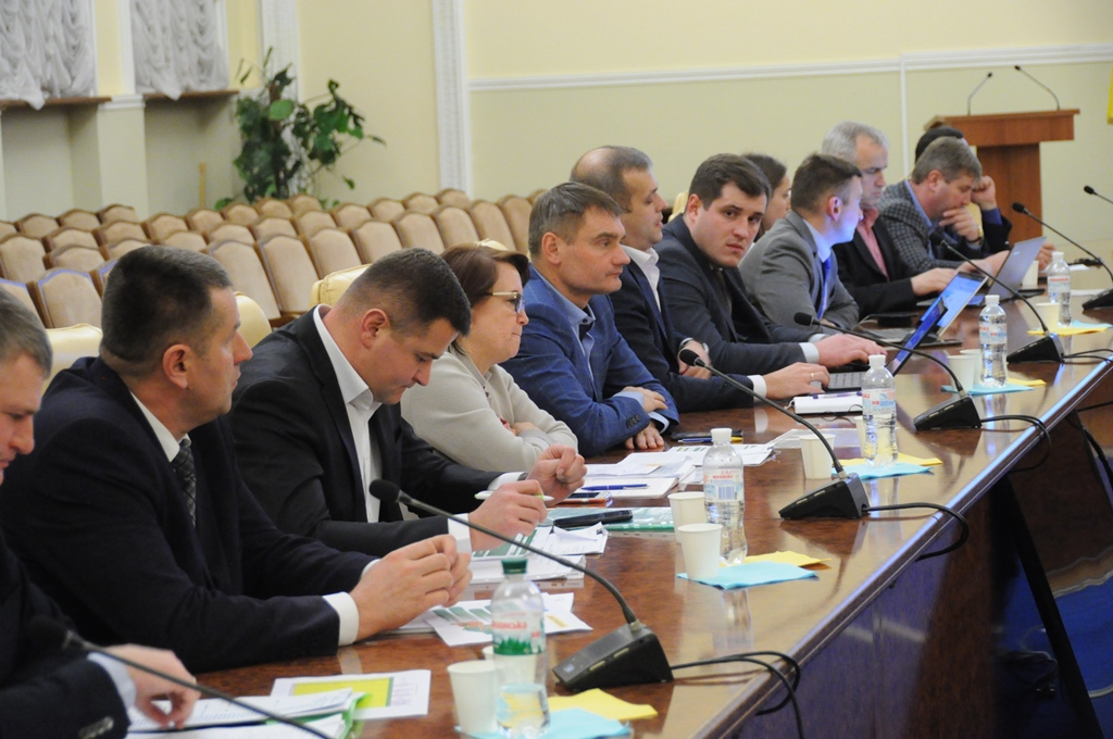 Preparation of perspective plans: Lviv and Rivne Oblasts presented the projects of future hromadas