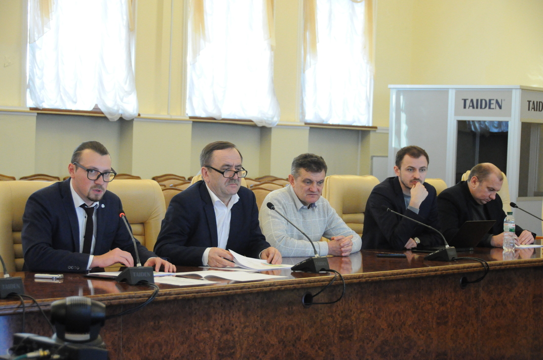 Consultations regarding the perspective plans of the oblasts' hromadas establishment are being continued in MinRegion