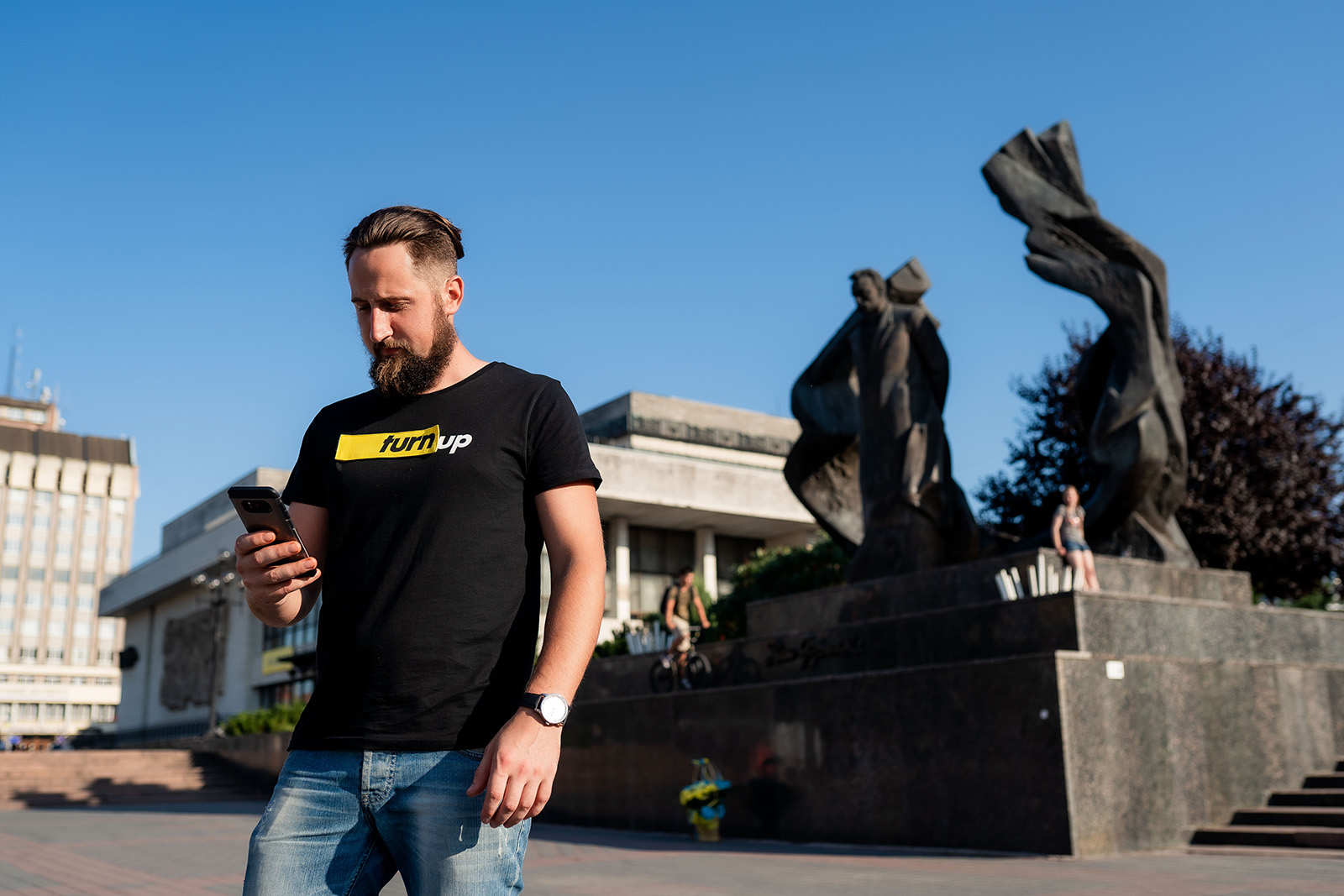 SMART tourism: all information about Ivano-Frankivsk in one mobile app