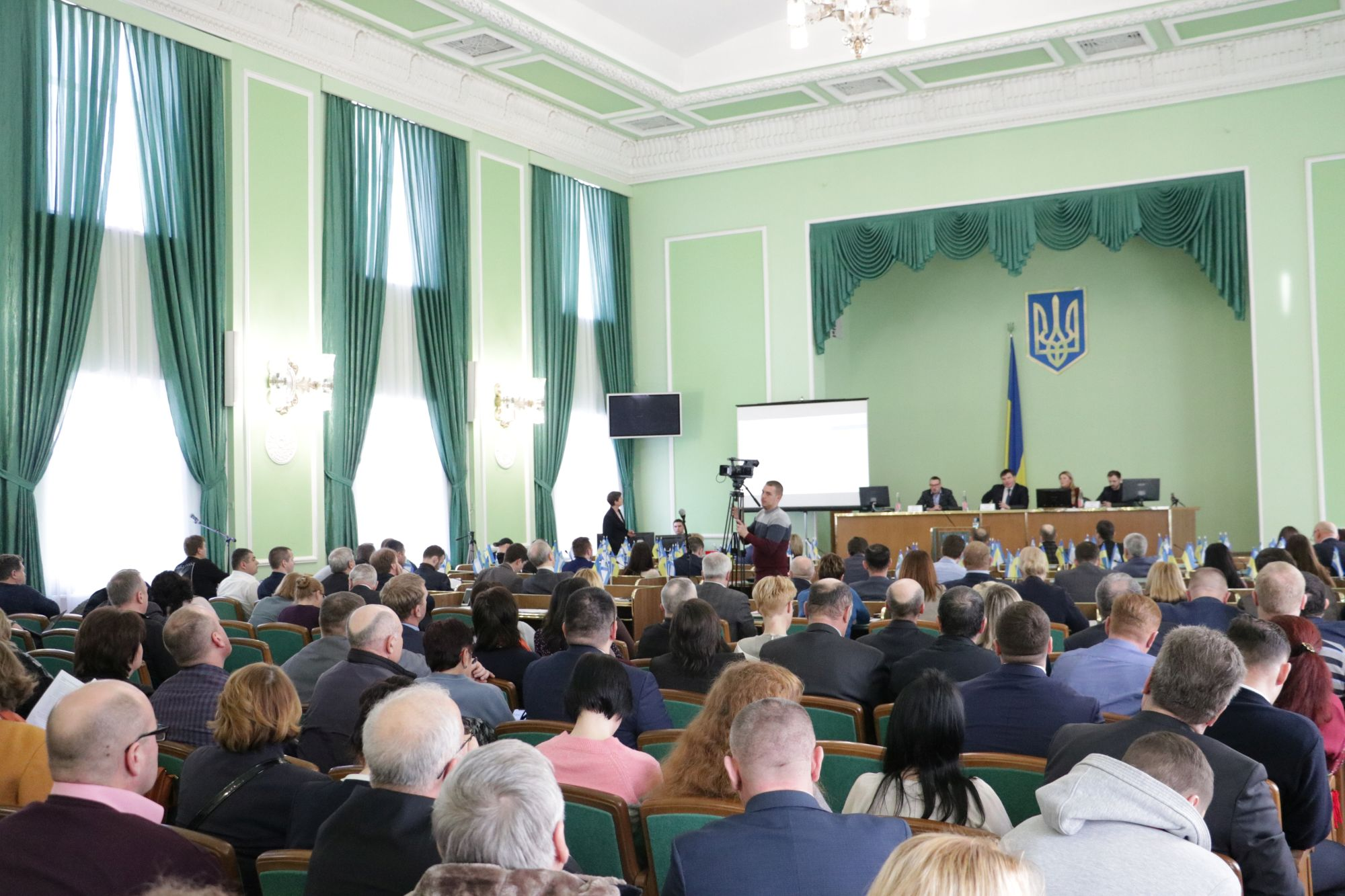 Local self-government concerns everyone: public discussions of Constitutional amendments are underway in Ukraine