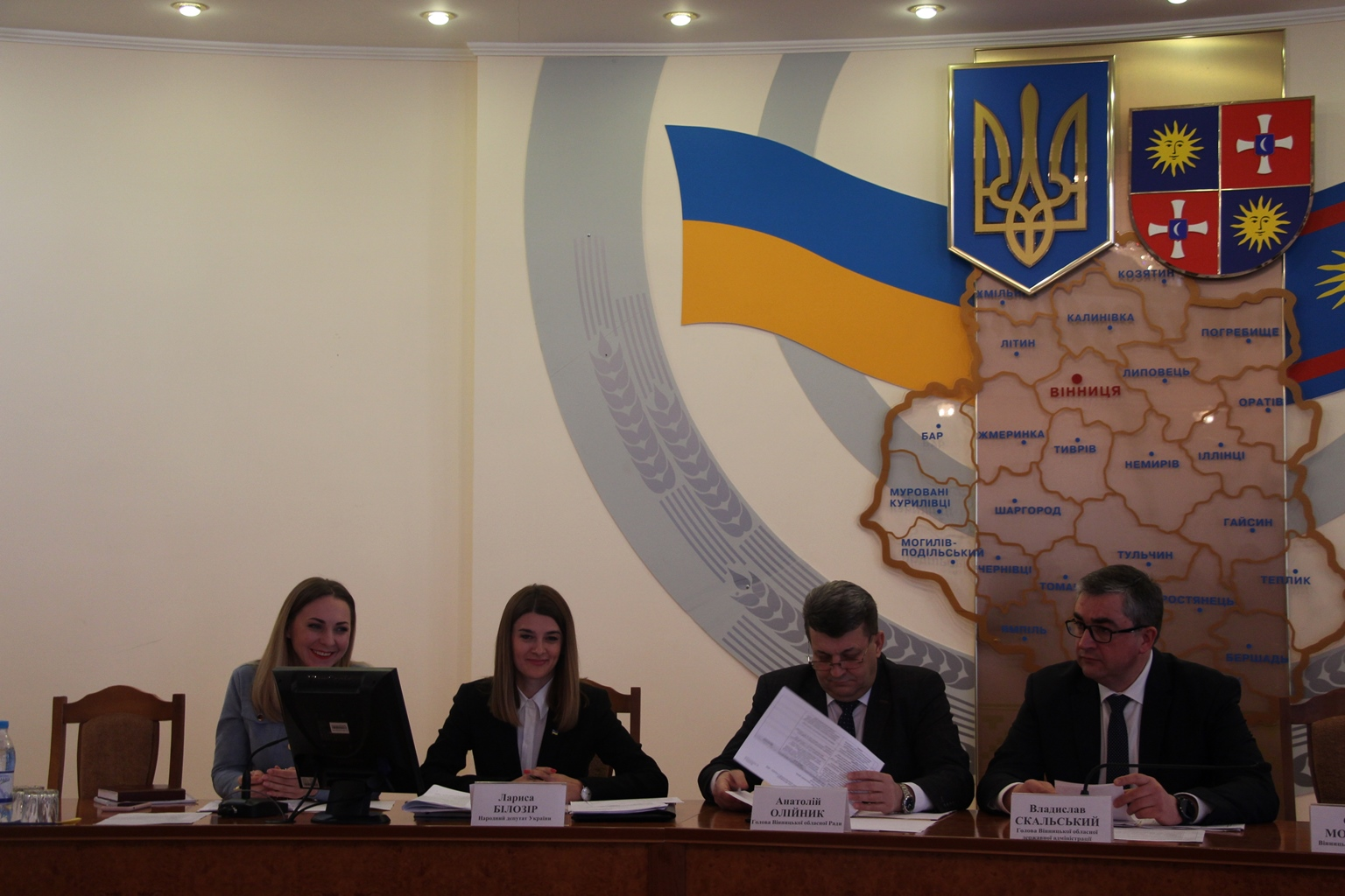 Amendments to the Constitution in terms of decentralization will take place if they are supported by the local leaders, - public consultations continue in Vinnytsia