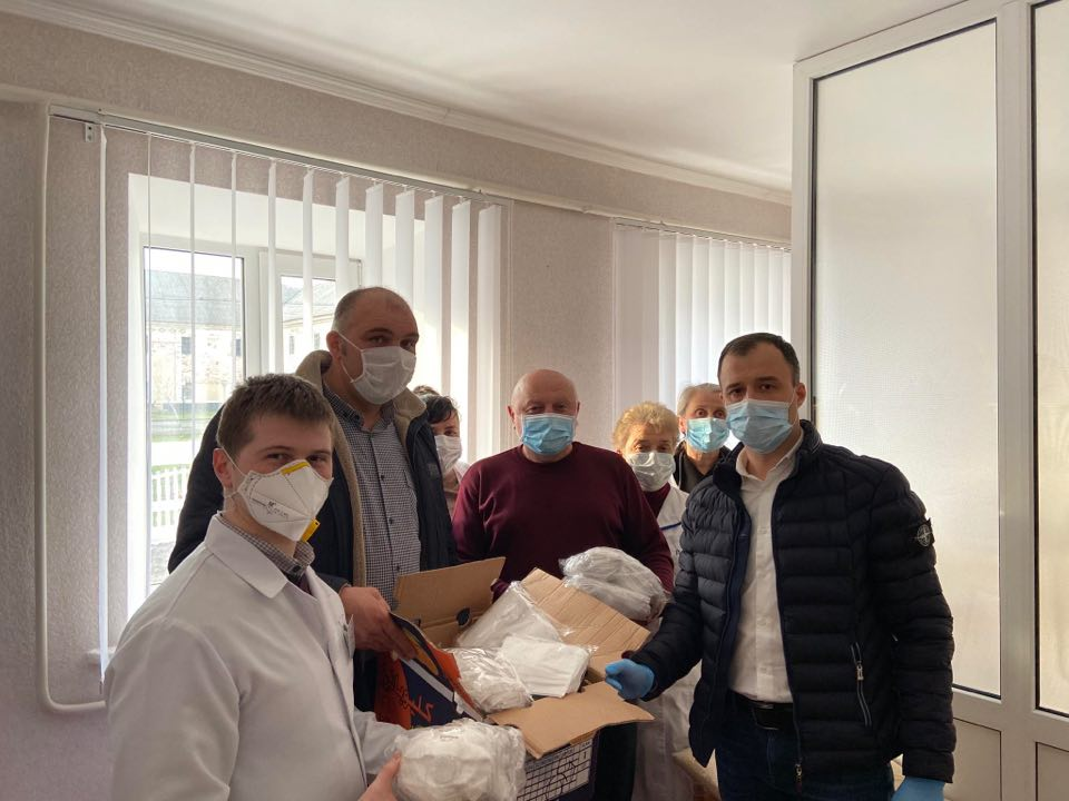AHs dole out money for the coronavirus counteraction in the Vinnytsia region