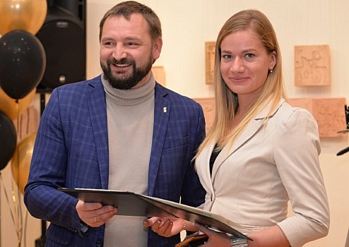 Poltava and Kharkiv Oblast Councils awarded the journalists-winners