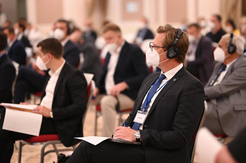 Співпраця громади з України і Словенії: розпочалося дводенне пленарне зібрання
