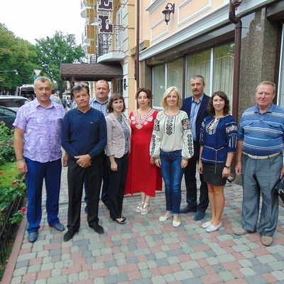 For inter-municipal cooperation – to Poltava