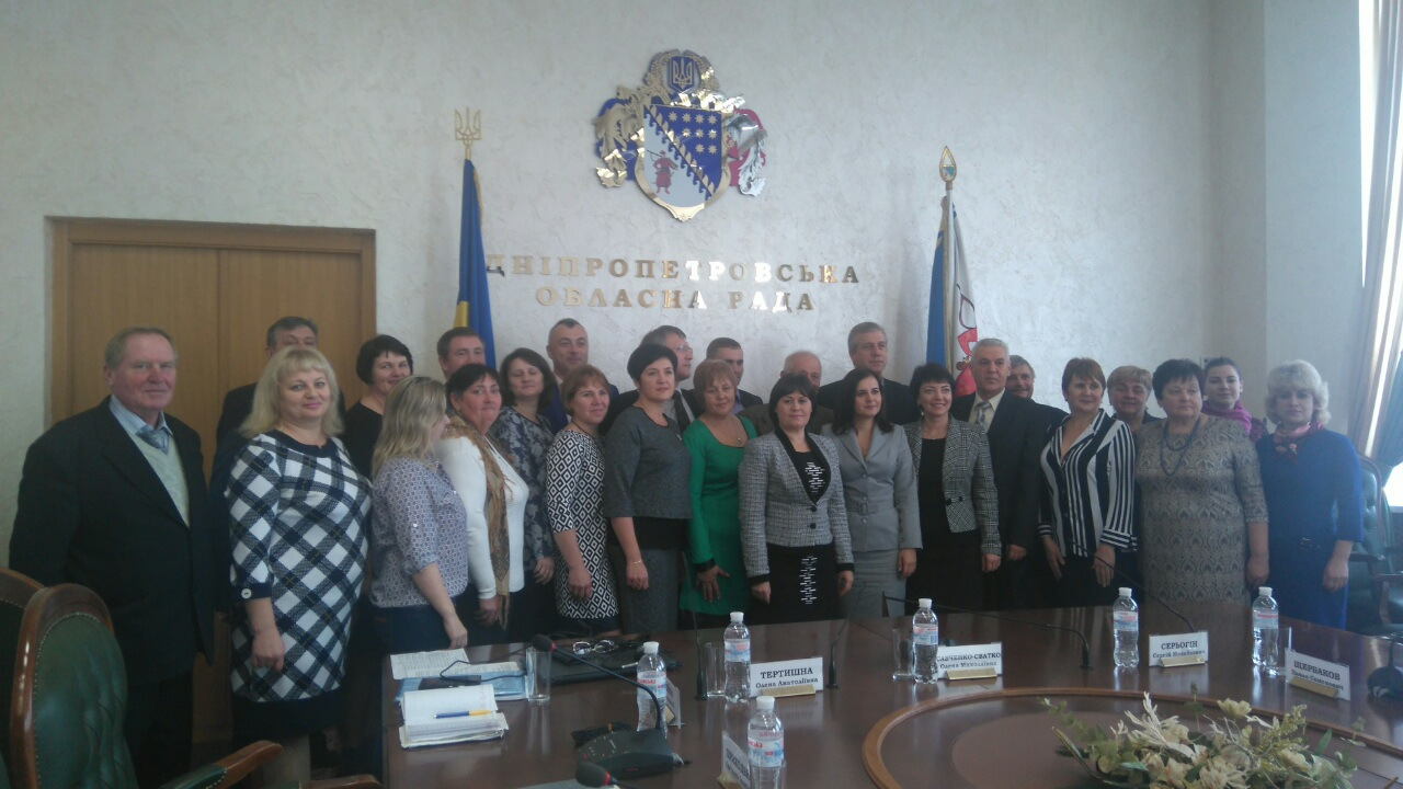 Heads of AHs in Chernihiv Oblast take over experience of Dnipropetrovsk Oblast hromadas