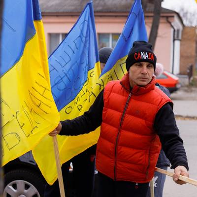 "Сar rally ""For amalgamation!"" was held in Zinkiv Rayon"