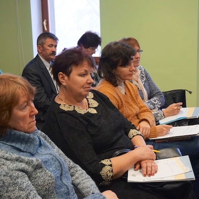 Hromadas of Volyn Oblast received explanations how to reorganise councils included in AHs
