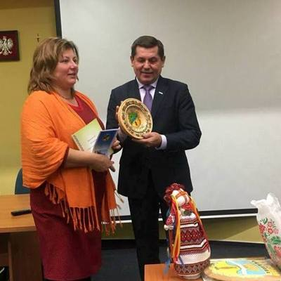 Hromadas of Dnipropetrovsk Oblast take over experience of Polish colleagues