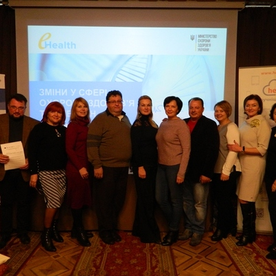 Around Ukraine in 50 days: first regional tour of eHealth project
