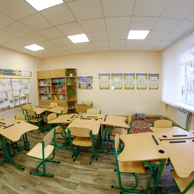 Children from east of Ukraine have to receive high-quality and competitive education, — Zubko at opening of hub school in Illinivska AH