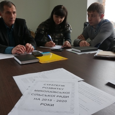 First five hromadas of Sumy Oblast have approved their development strategies for 2018-2020