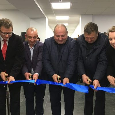 Modern joint rural settlement and rayon ASC opened in Chemerovetska hromada