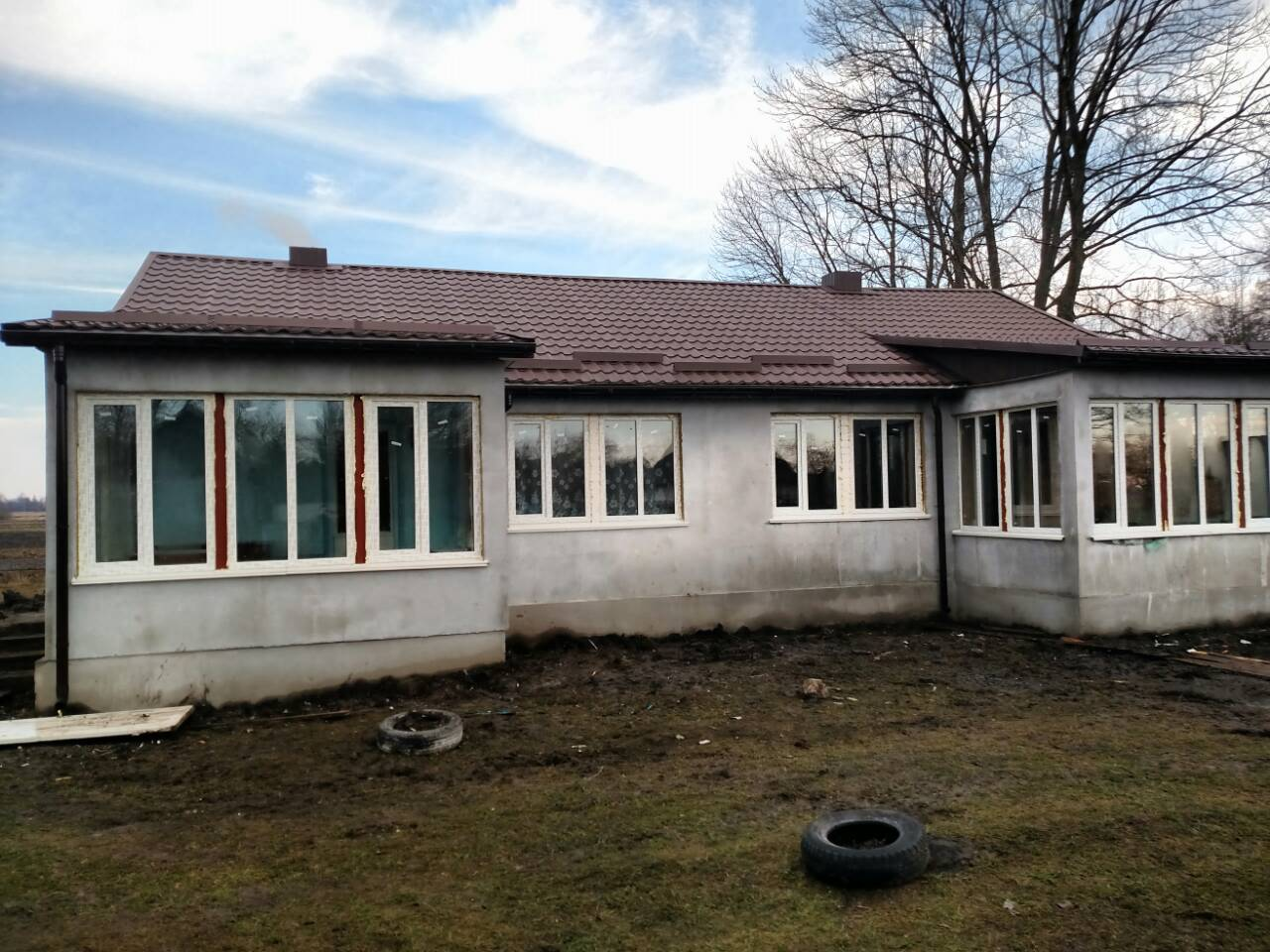 7 projects were implemented in village of Kolodyazhne of Myropilska AH over one year