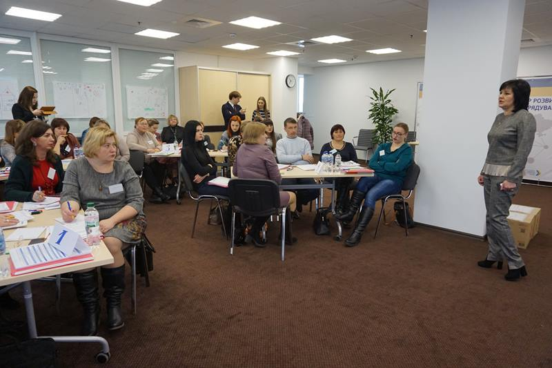 AHs of Zaporizhzhya Oblast learn to implement healthcare reform