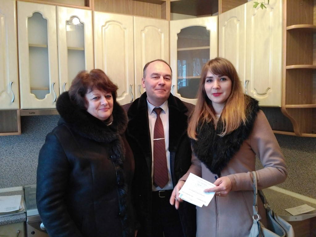 One more hromada of Poltava Oblast provided housing to young doctor