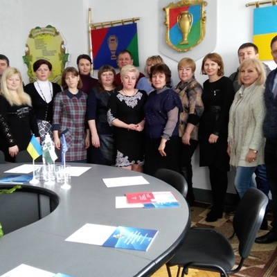 Zhytomyr Oblast shared its decentralization experience