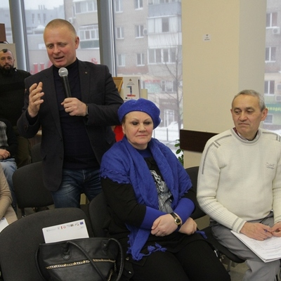 Open House Day was held in Dnipropetrovsk LGDC