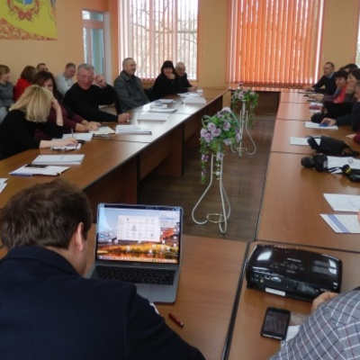 AHs of Zaporizhzya Oblast started elaborating their strategies